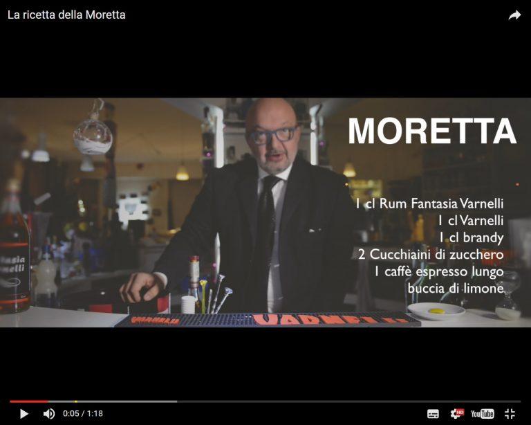 Video ricetta n° 2 – La versatilità dei prodotti della Distilleria Varnelli