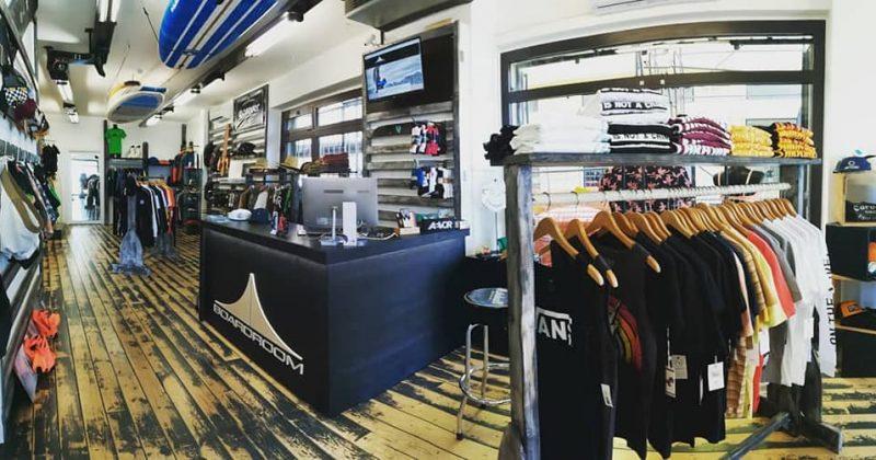 Boardroom sbarca a Civitanova Marche con l'abbigliamento ed attrezzature tecniche